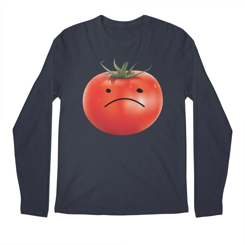 Mad Tomato Men's Longsleeve T-Shirt by rubberdanpants