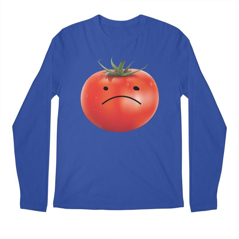 Mad Tomato Men's Regular Longsleeve T-Shirt by rubberdanpants