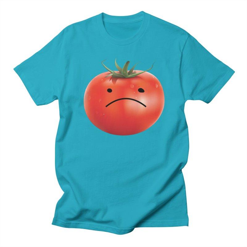 Mad Tomato Women's Regular Unisex T-Shirt by rubberdanpants