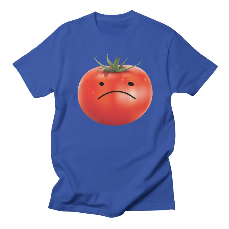 Mad Tomato Men's Regular T-Shirt by rubberdanpants