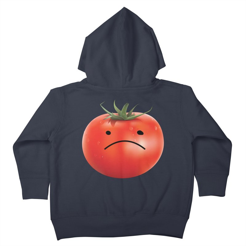 Mad Tomato Kids Toddler Zip-Up Hoody by rubberdanpants