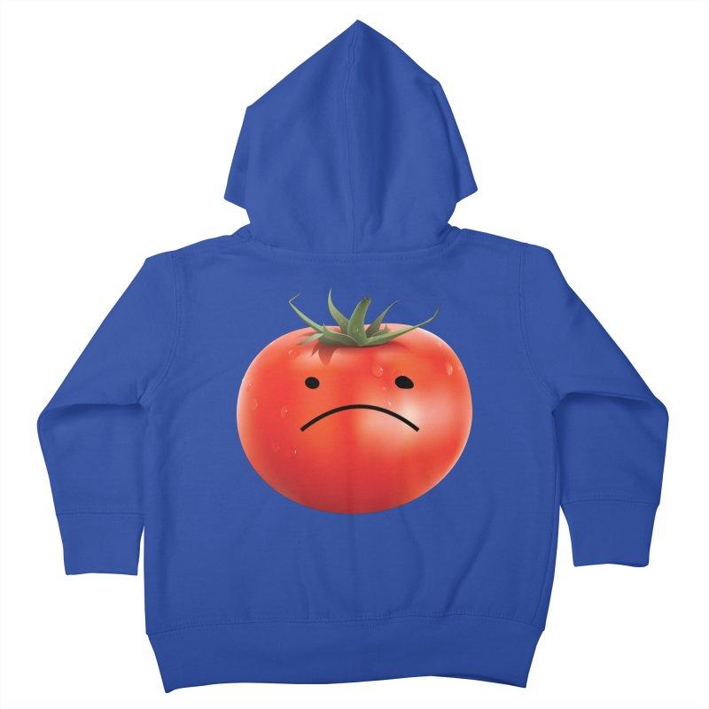Mad Tomato Kids Toddler Zip-Up Hoody by rubberdanpants