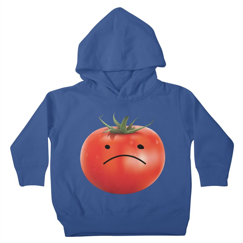 Mad Tomato Kids Toddler Pullover Hoody by rubberdanpants