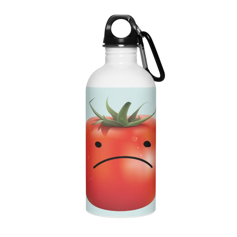 Mad Tomato Accessories Water Bottle by rubberdanpants