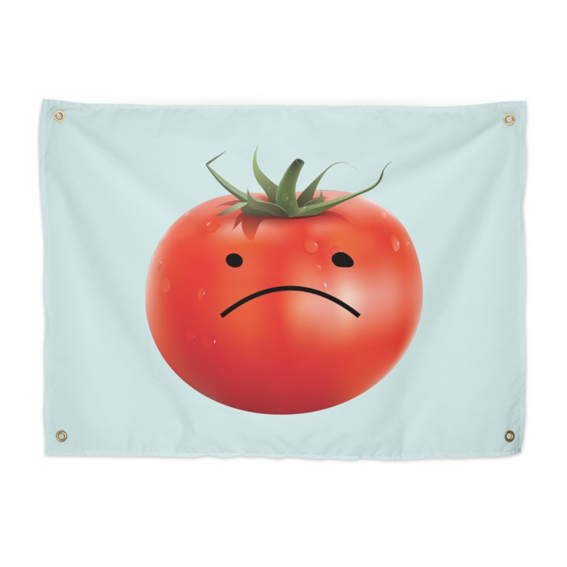 Mad Tomato Home Tapestry by rubberdanpants