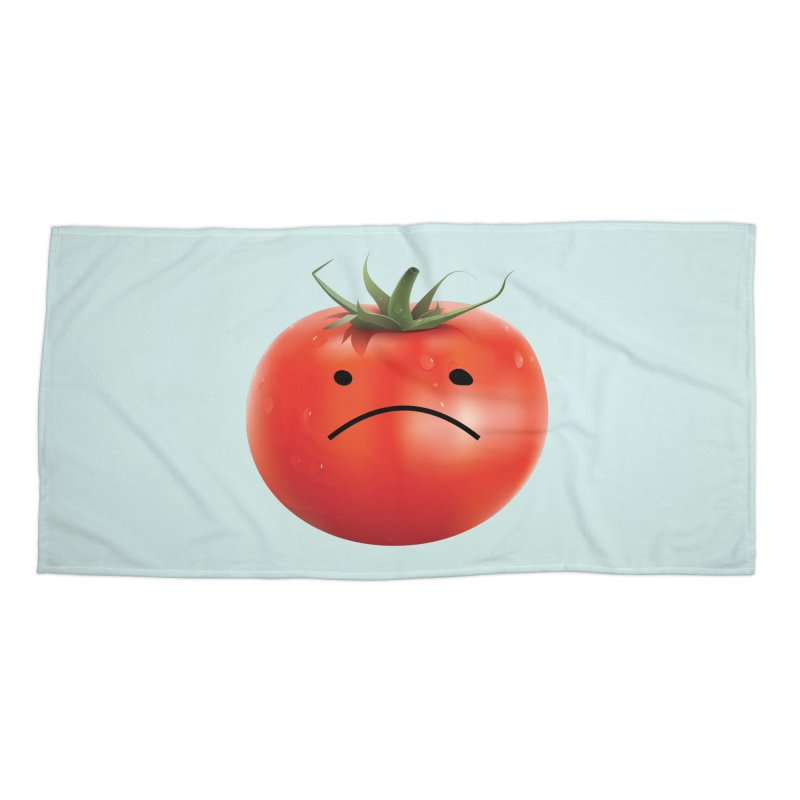 Mad Tomato Accessories Beach Towel by rubberdanpants