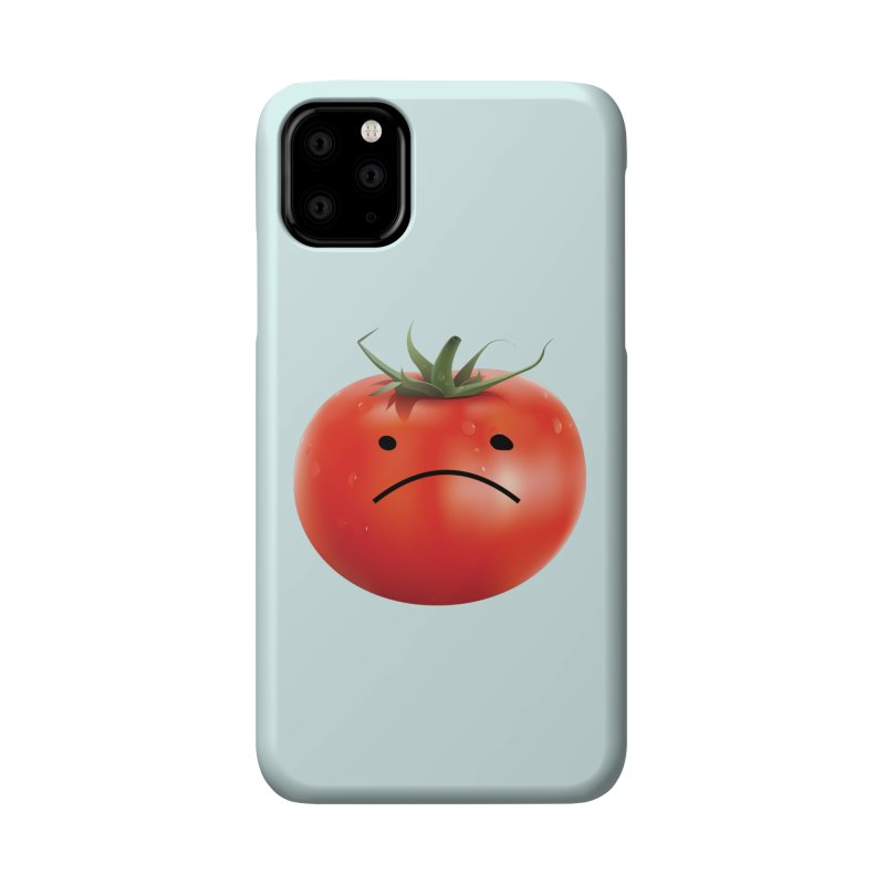 Mad Tomato Accessories Phone Case by rubberdanpants