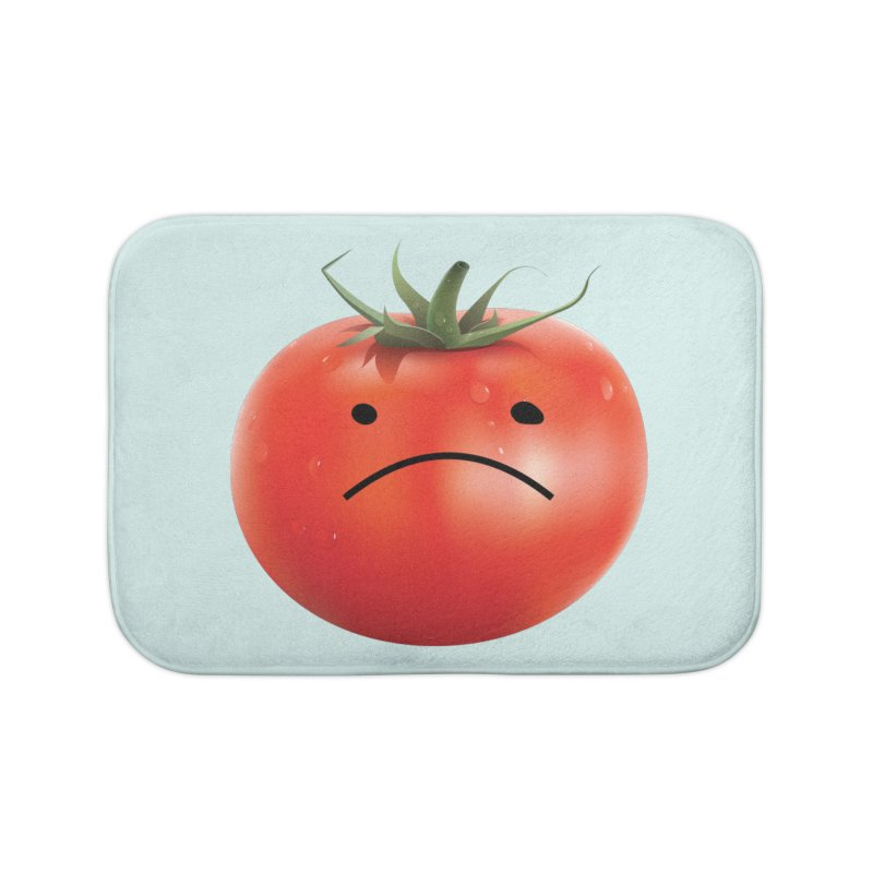Mad Tomato Home Bath Mat by rubberdanpants