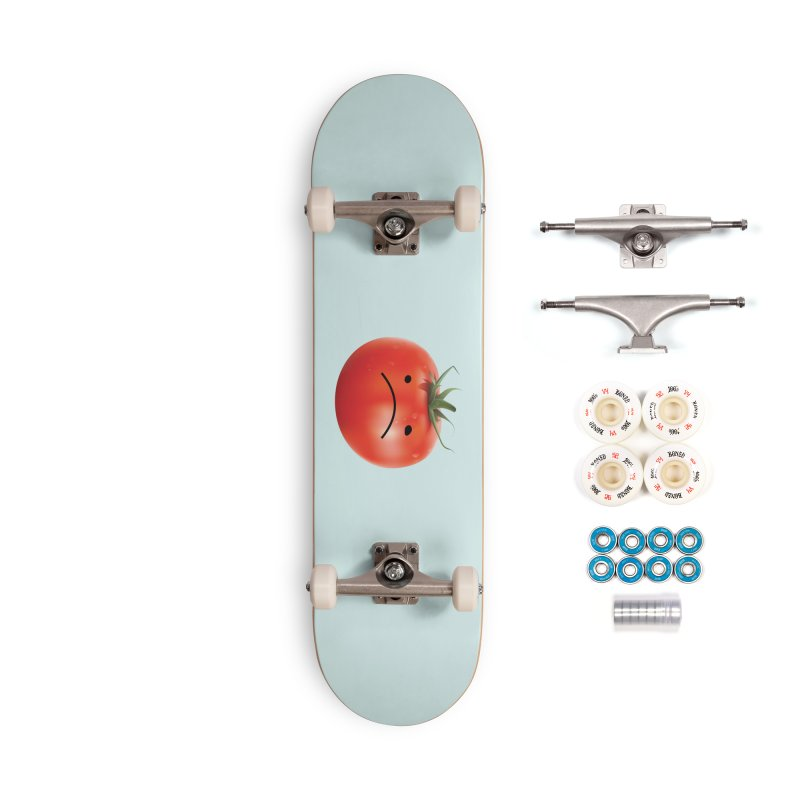 Mad Tomato Accessories Complete - Premium Skateboard by rubberdanpants