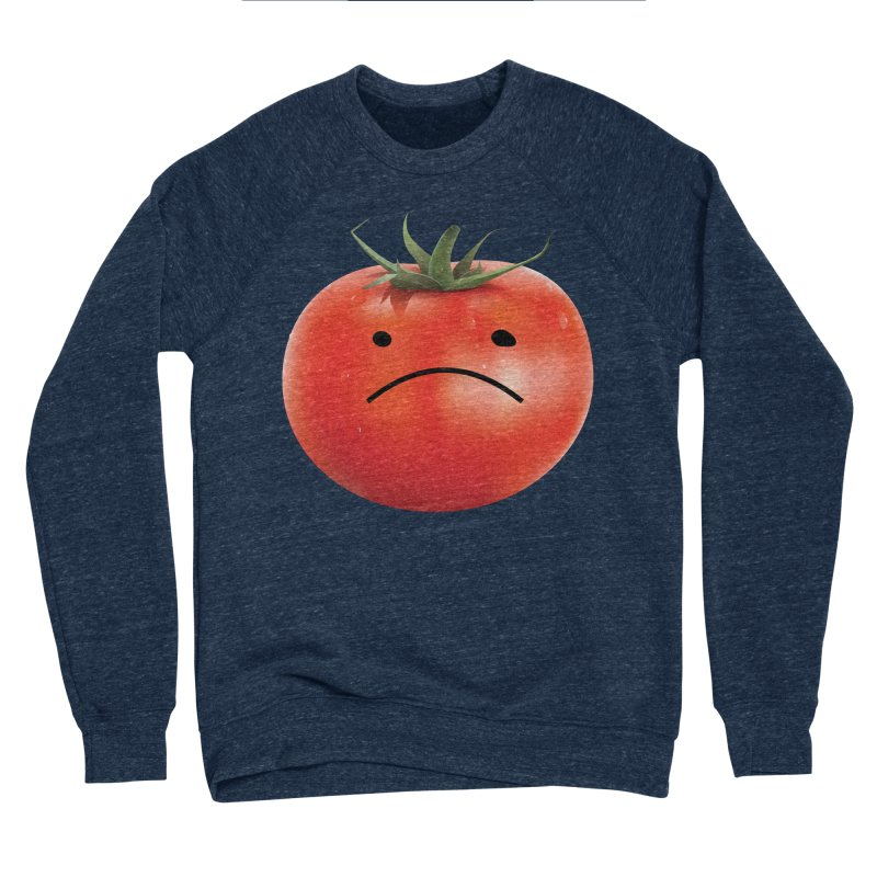 Mad Tomato Women's Sponge Fleece Sweatshirt by rubberdanpants