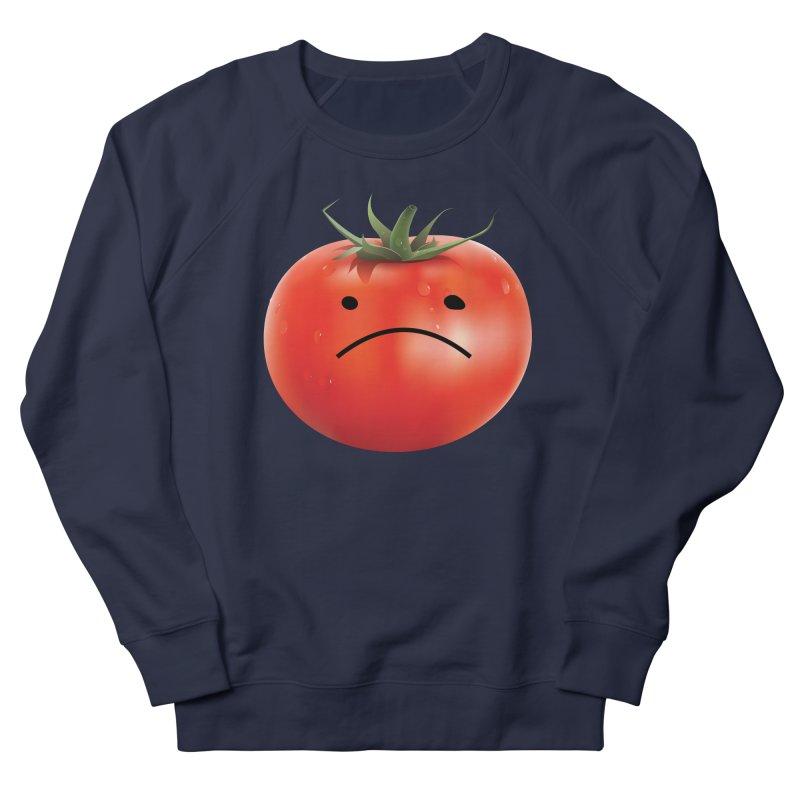 Mad Tomato Men's French Terry Sweatshirt by rubberdanpants