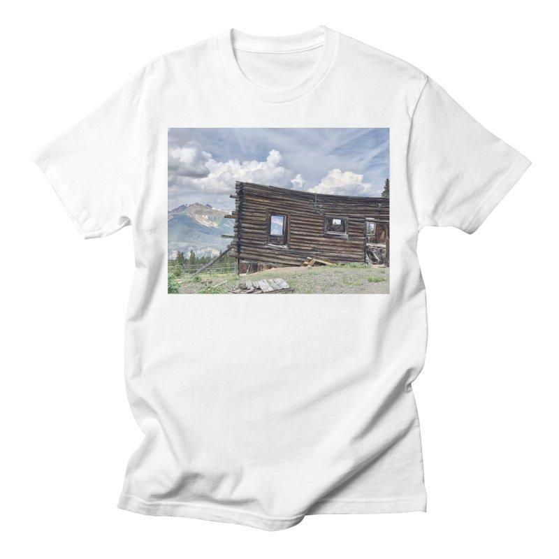 Alta Lakes Men's T-Shirt by rubberdanpants