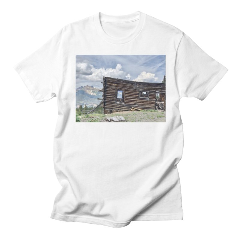 Alta Lakes Mens T-Shirt by rubberdanpants