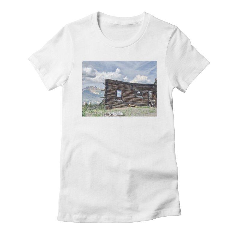 Alta Lakes Women's T-Shirt by rubberdanpants