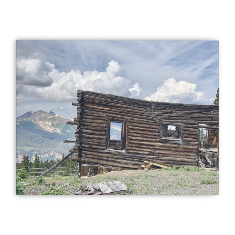 Alta Lakes Art Prints Stretched Canvas by rubberdanpants