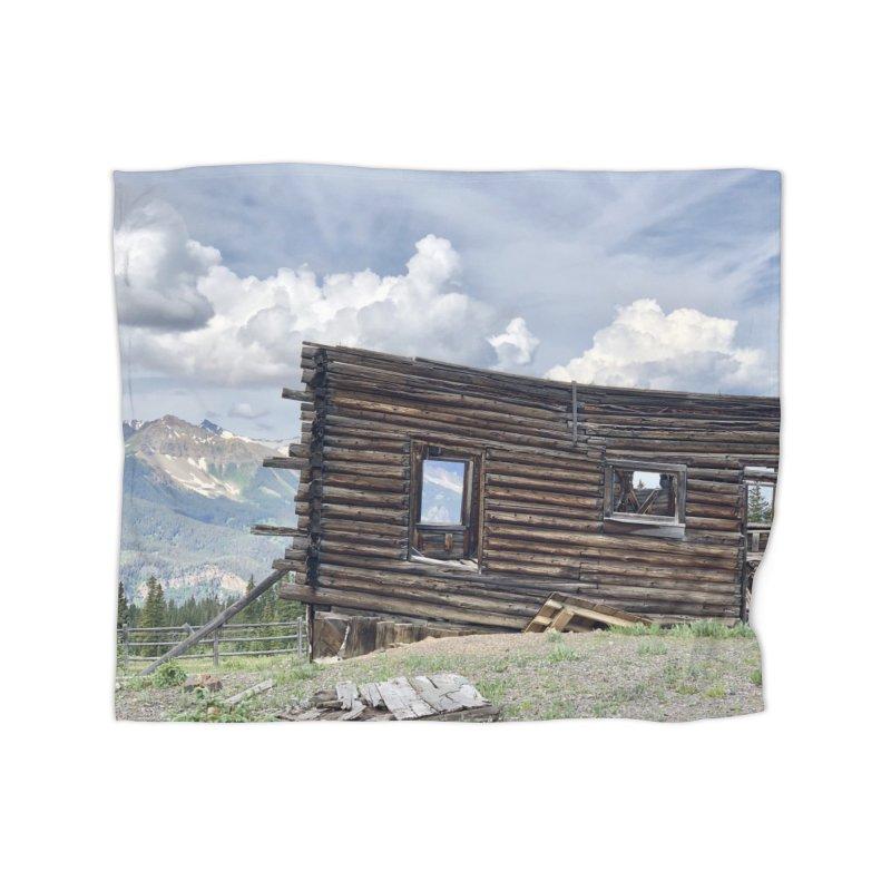 Alta Lakes Home Blanket by rubberdanpants
