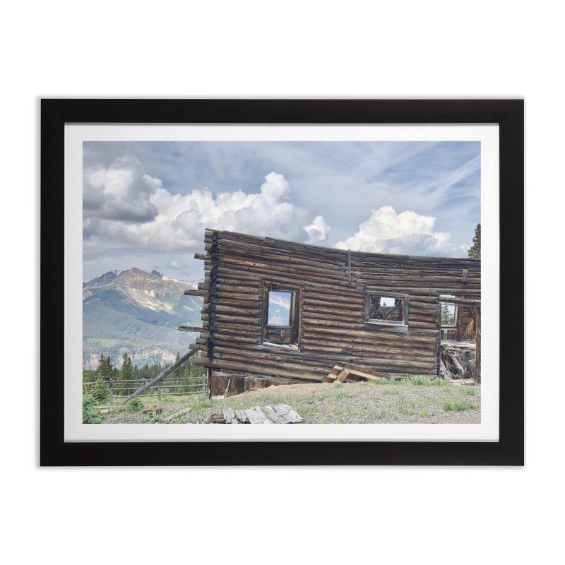 Alta Lakes Art Prints Framed Fine Art Print by rubberdanpants