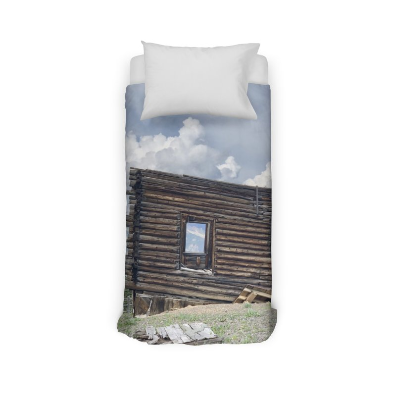 Alta Lakes Home Duvet by rubberdanpants