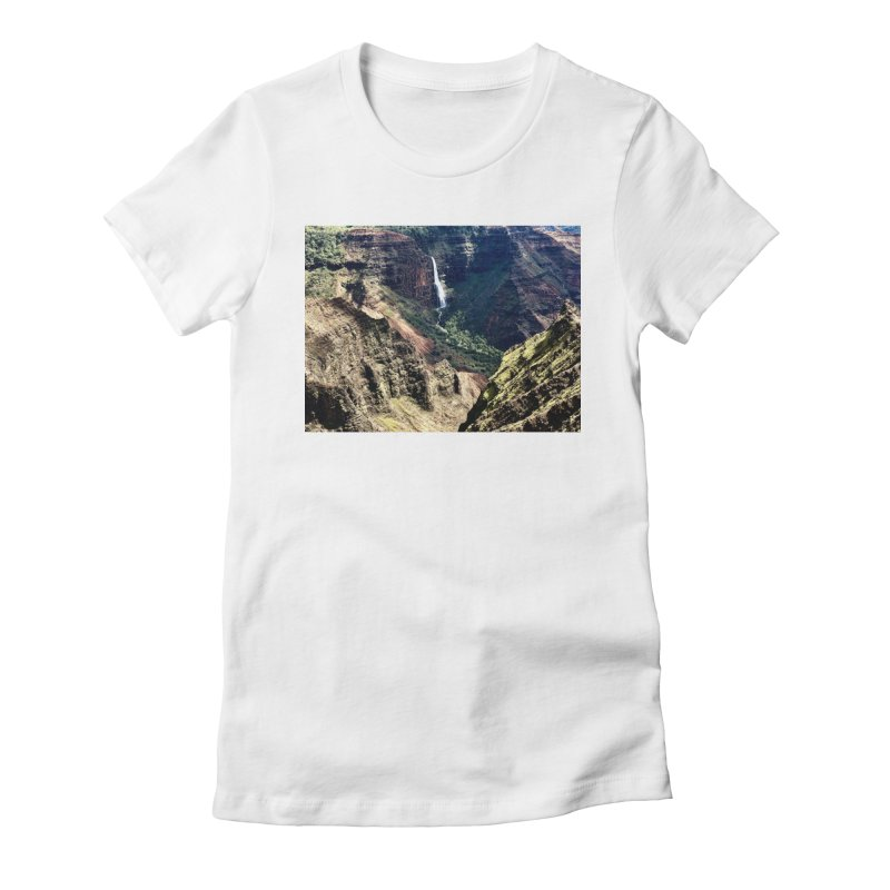 Kauai Women's T-Shirt by rubberdanpants