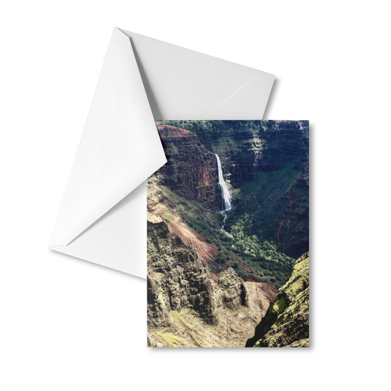 Kauai Accessories Greeting Card by rubberdanpants