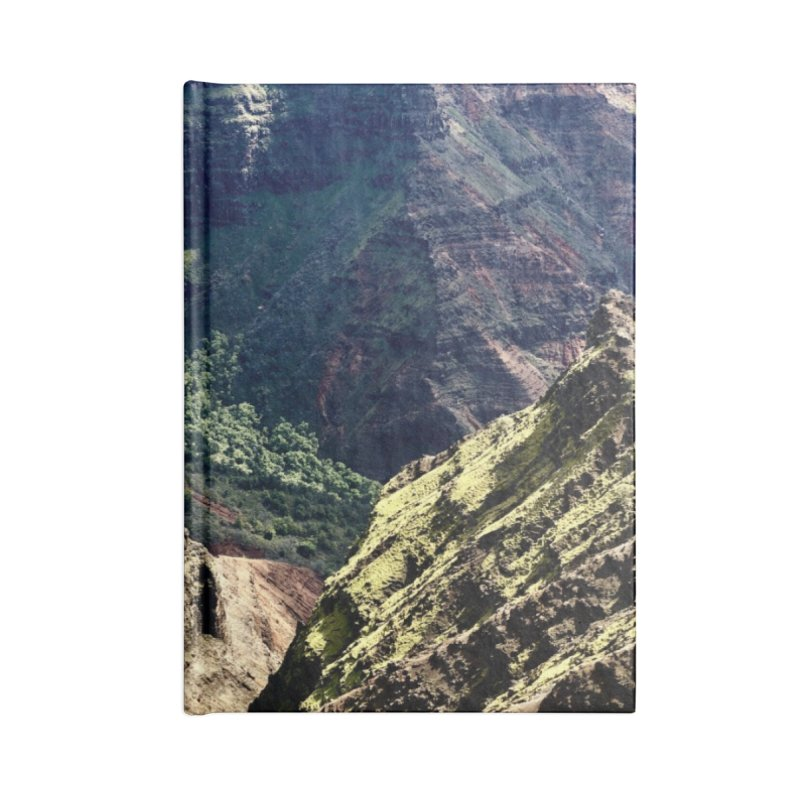 Kauai Accessories Notebook by rubberdanpants