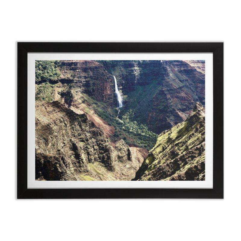 Kauai Art Prints Framed Fine Art Print by rubberdanpants