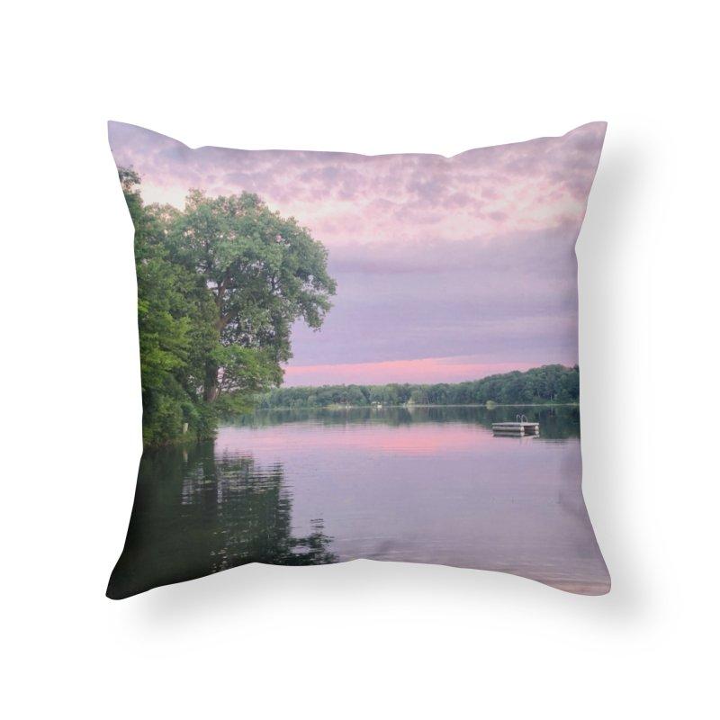 Wandawega Home Throw Pillow by rubberdanpants