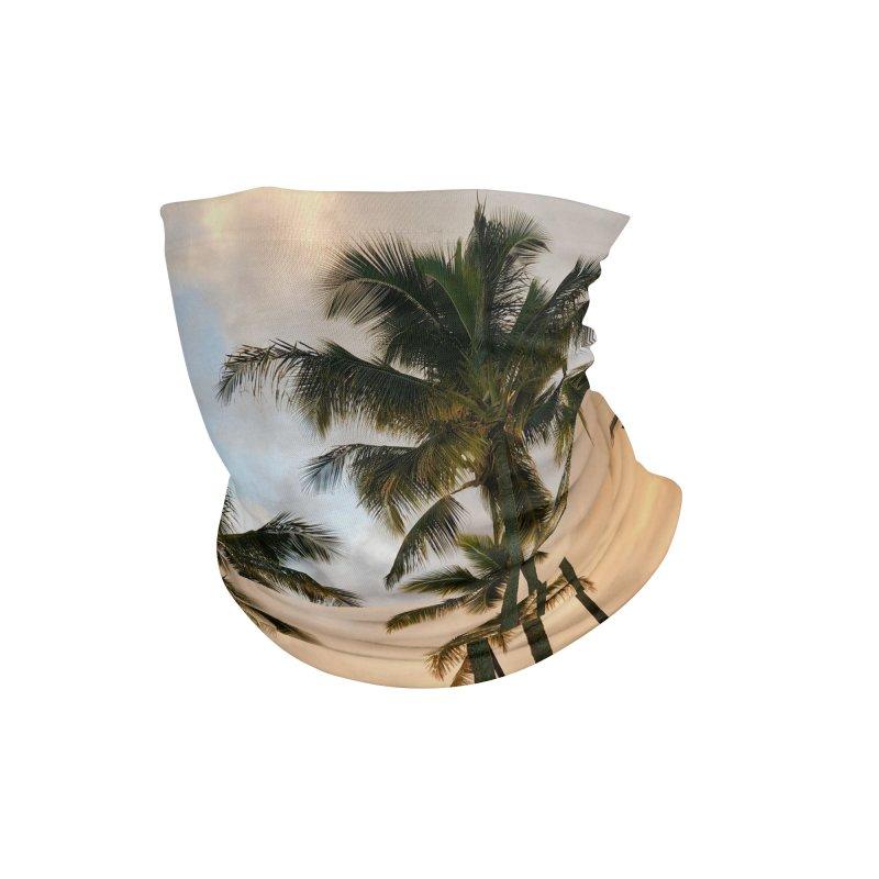 Hawaiian Palms Accessories Neck Gaiter by rubberdanpants