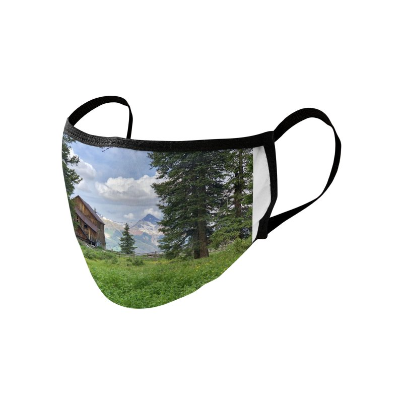 Alta Accessories Face Mask by rubberdanpants