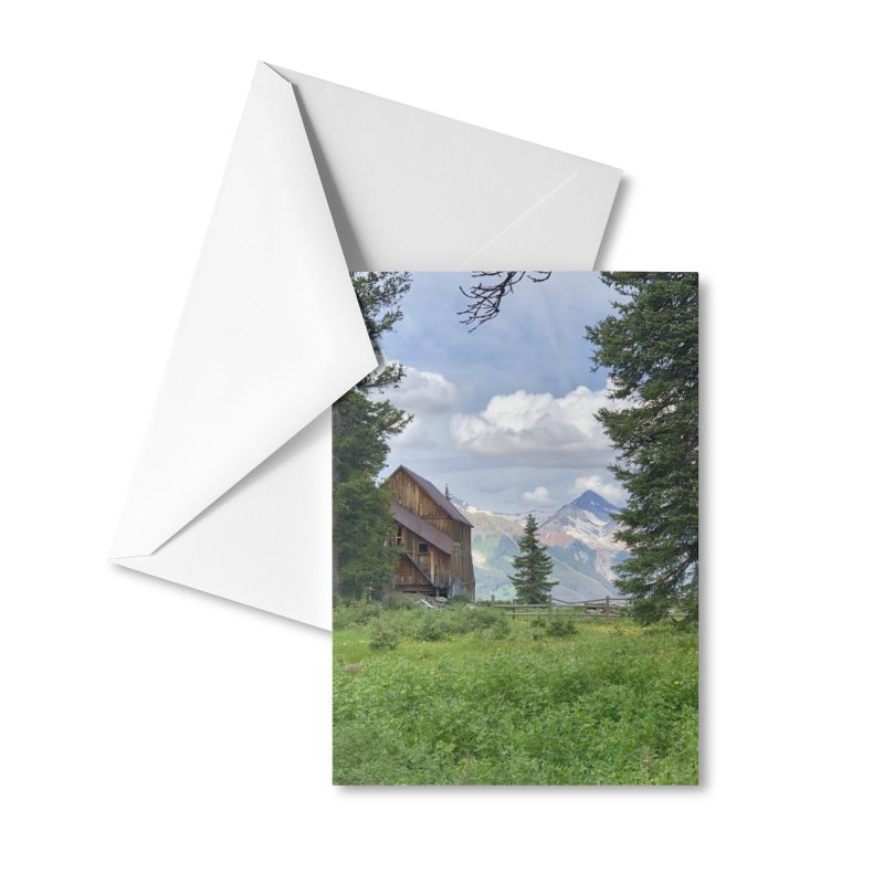 Alta Accessories Greeting Card by rubberdanpants