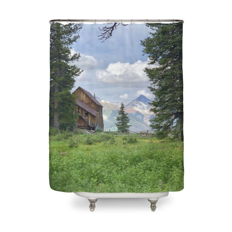 Alta Home Shower Curtain by rubberdanpants