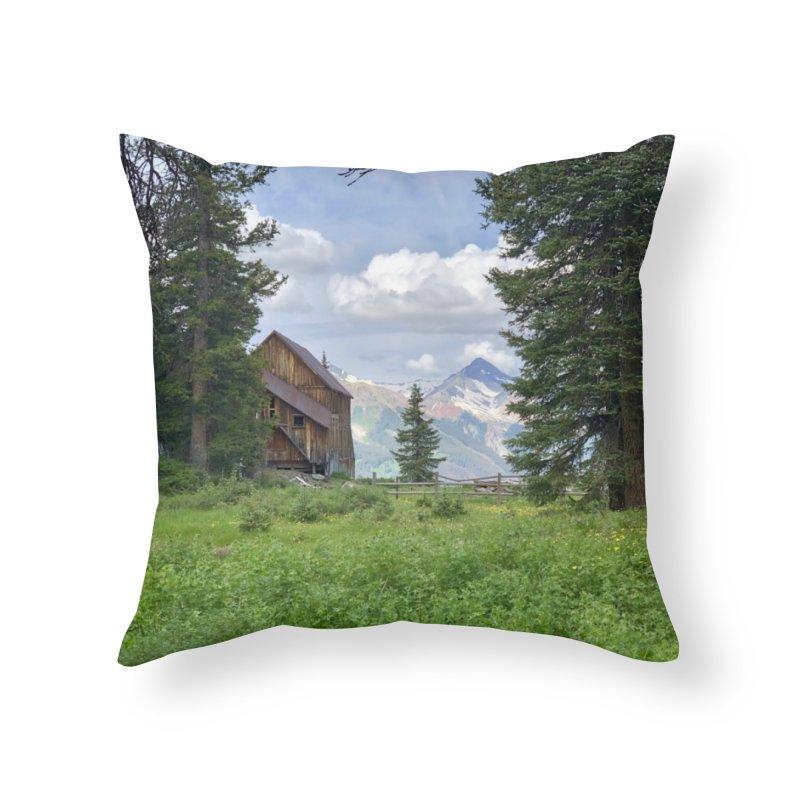 Alta Home Throw Pillow by rubberdanpants