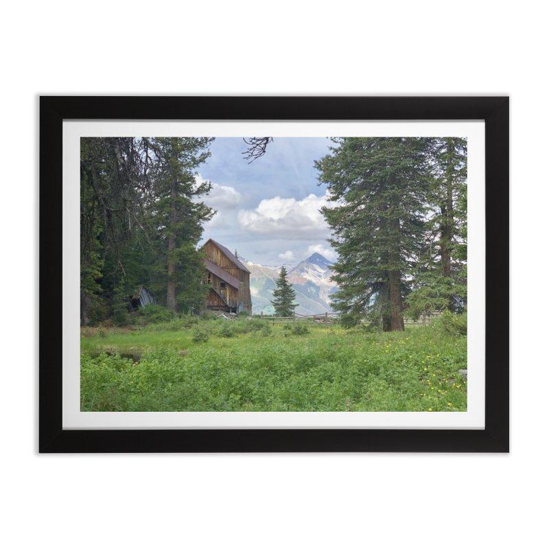 Alta Home Framed Fine Art Print by rubberdanpants