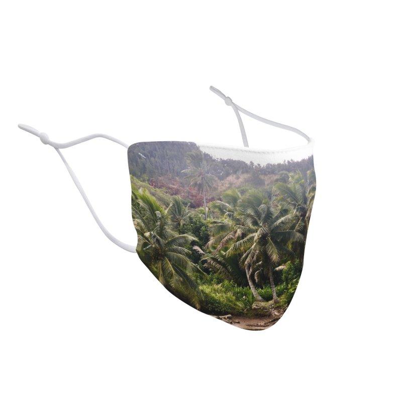 Koloa Accessories Face Mask by rubberdanpants