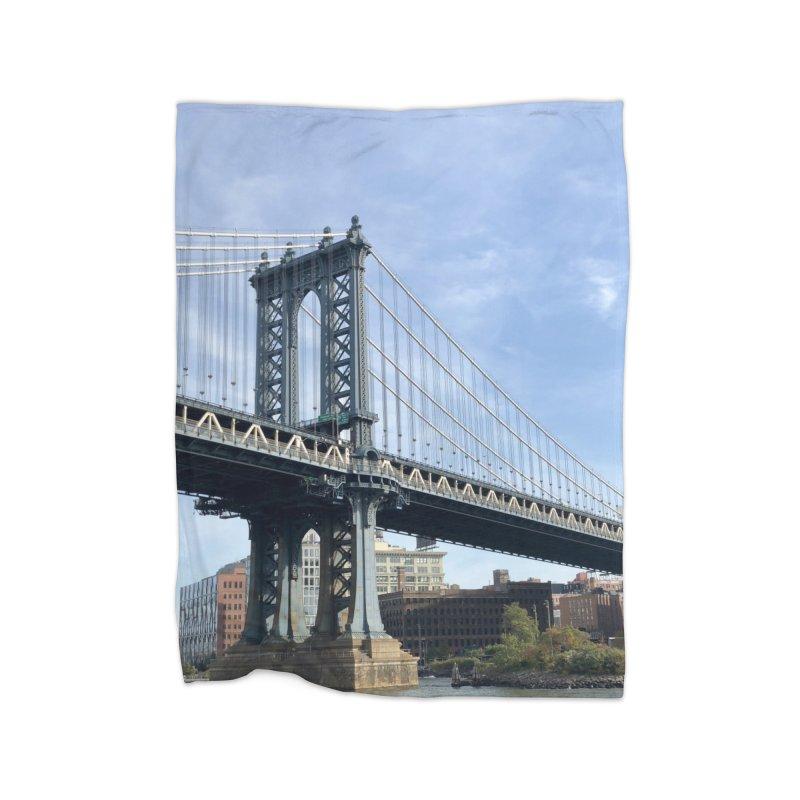Brooklyn Home Blanket by rubberdanpants