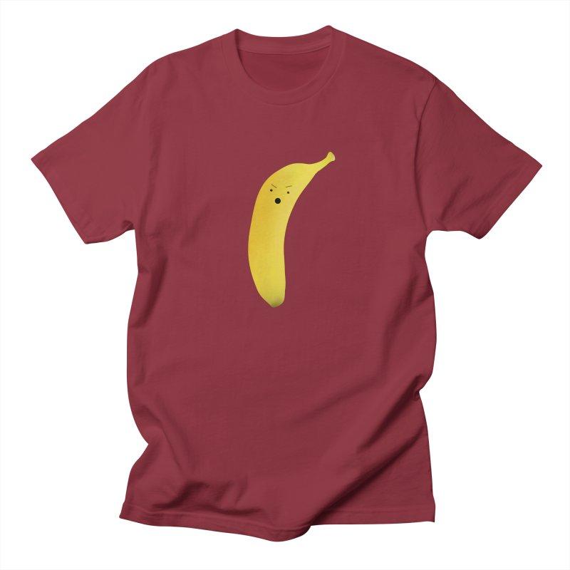 Banana Night Men's Regular T-Shirt by rubberdanpants