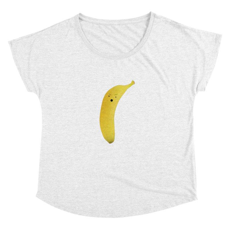 Banana Night Women's Dolman by rubberdanpants