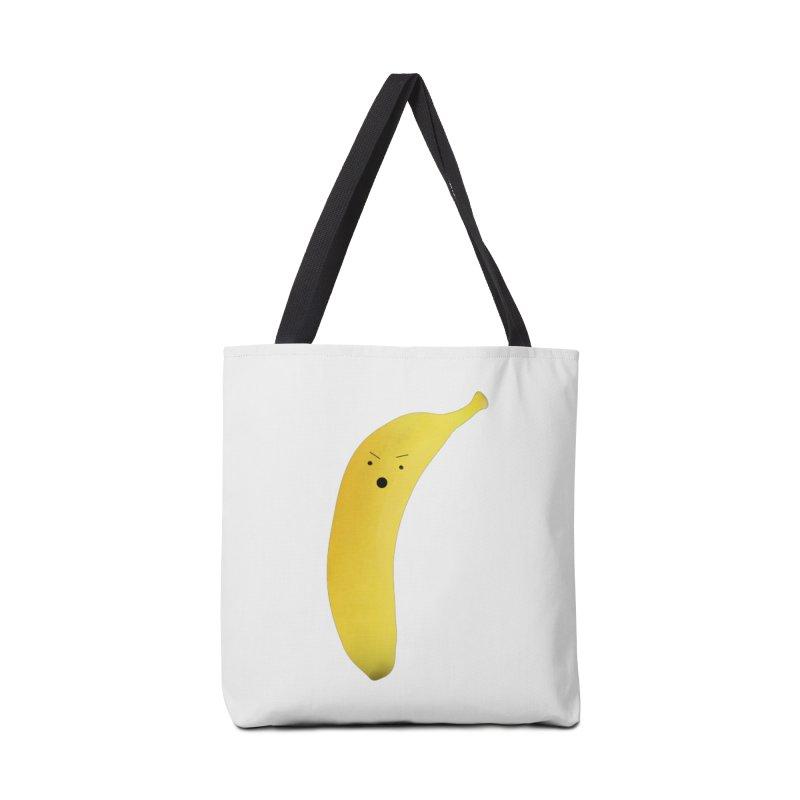 Banana Night Accessories Bag by rubberdanpants