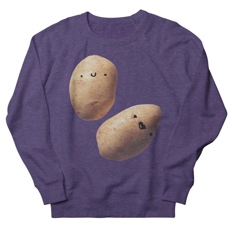 Oh Potatoes Men's Sweatshirt by rubberdanpants