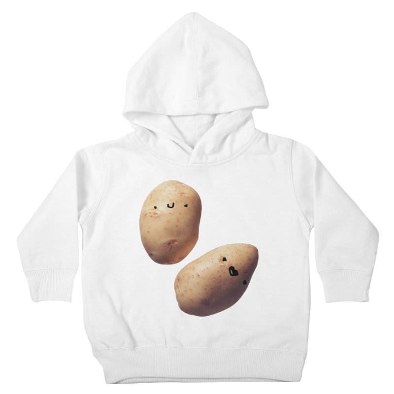 Oh Potatoes Kids Toddler Pullover Hoody by rubberdanpants