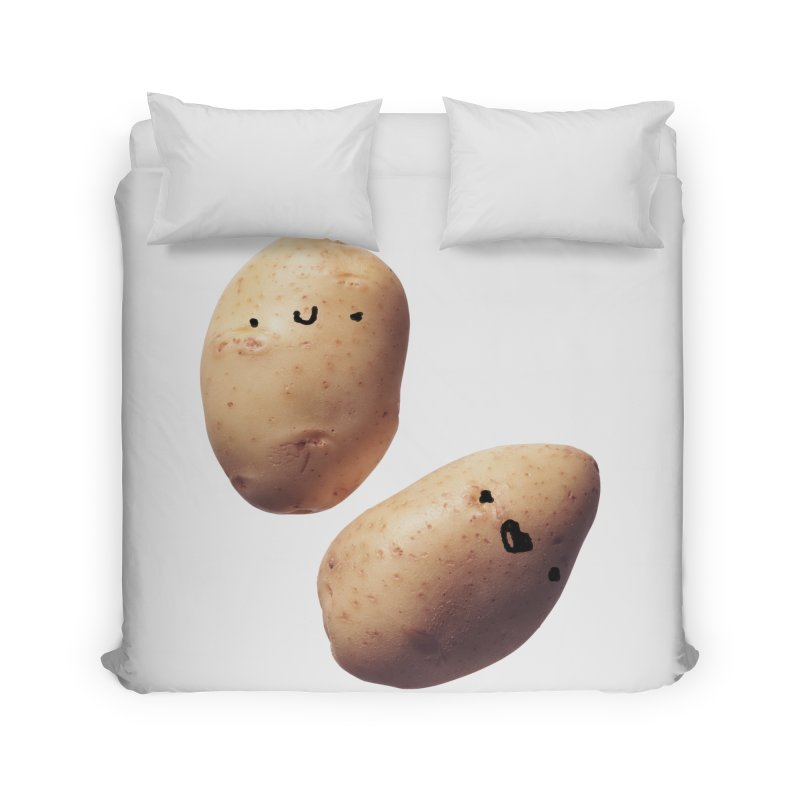 Oh Potatoes   by rubberdanpants
