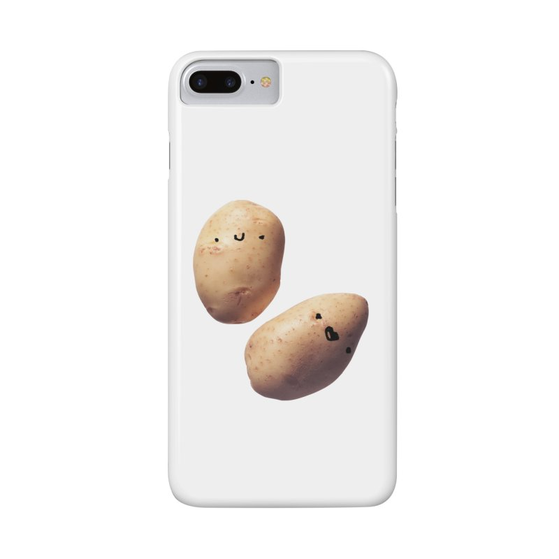Oh Potatoes Accessories Phone Case by rubberdanpants
