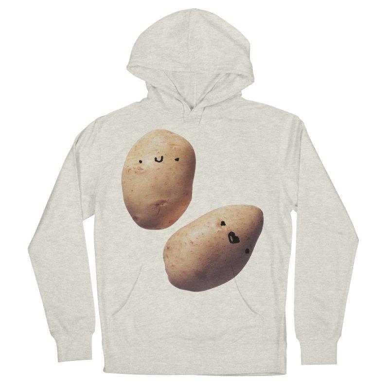 Oh Potatoes Men's Pullover Hoody by rubberdanpants