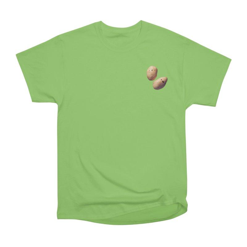 Oh Potatoes Women's Heavyweight Unisex T-Shirt by rubberdanpants
