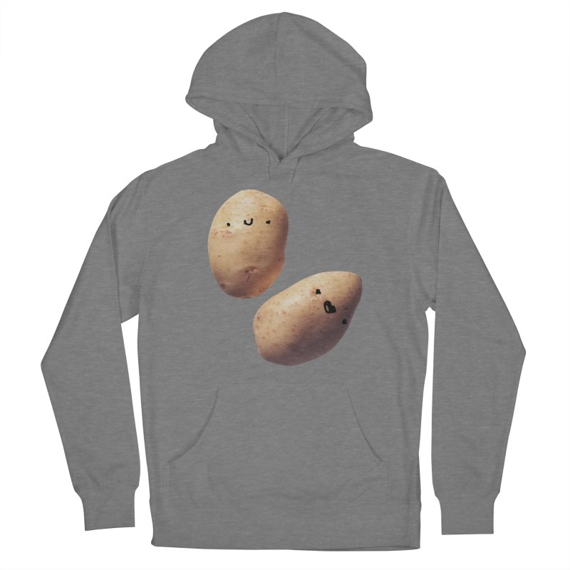 Oh Potatoes Women's Pullover Hoody by rubberdanpants