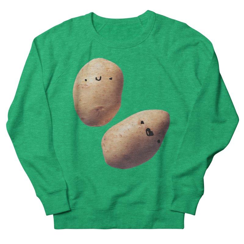 Oh Potatoes Women's Sweatshirt by rubberdanpants