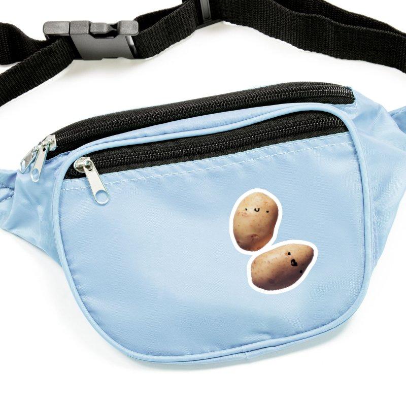 Oh Potatoes Accessories Sticker by rubberdanpants