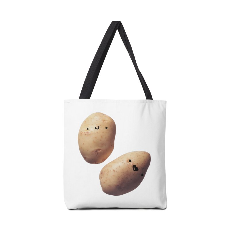 Oh Potatoes Accessories Tote Bag Bag by rubberdanpants