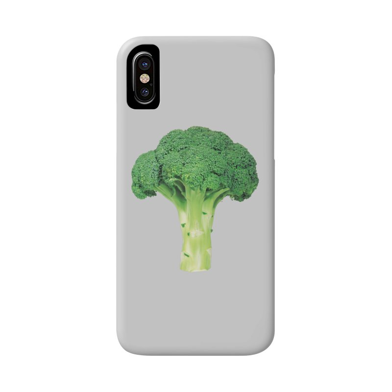 This is not Pizza Accessories Phone Case by rubberdanpants