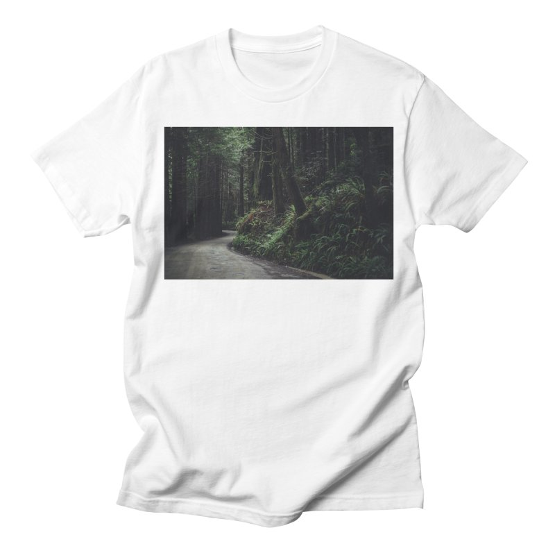 Redwoods Men's T-Shirt by rubberdanpants
